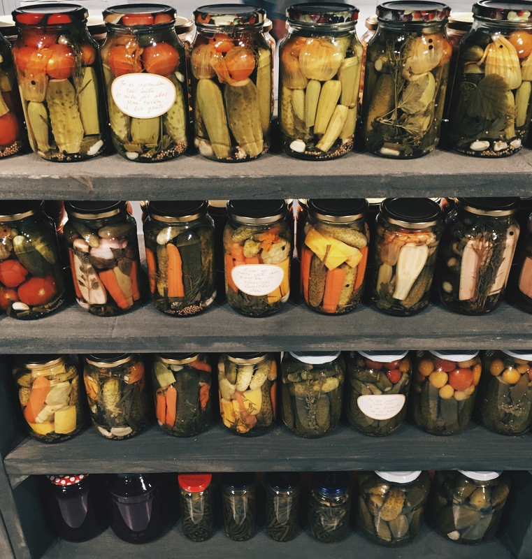 burkas, konservējumi, konservi, gurķi, marinēti gurķi, ziemas krājumi, jars, canned food, canned food, cucumbers, pickled cucumbers, winter stocks, Jūlija Millere